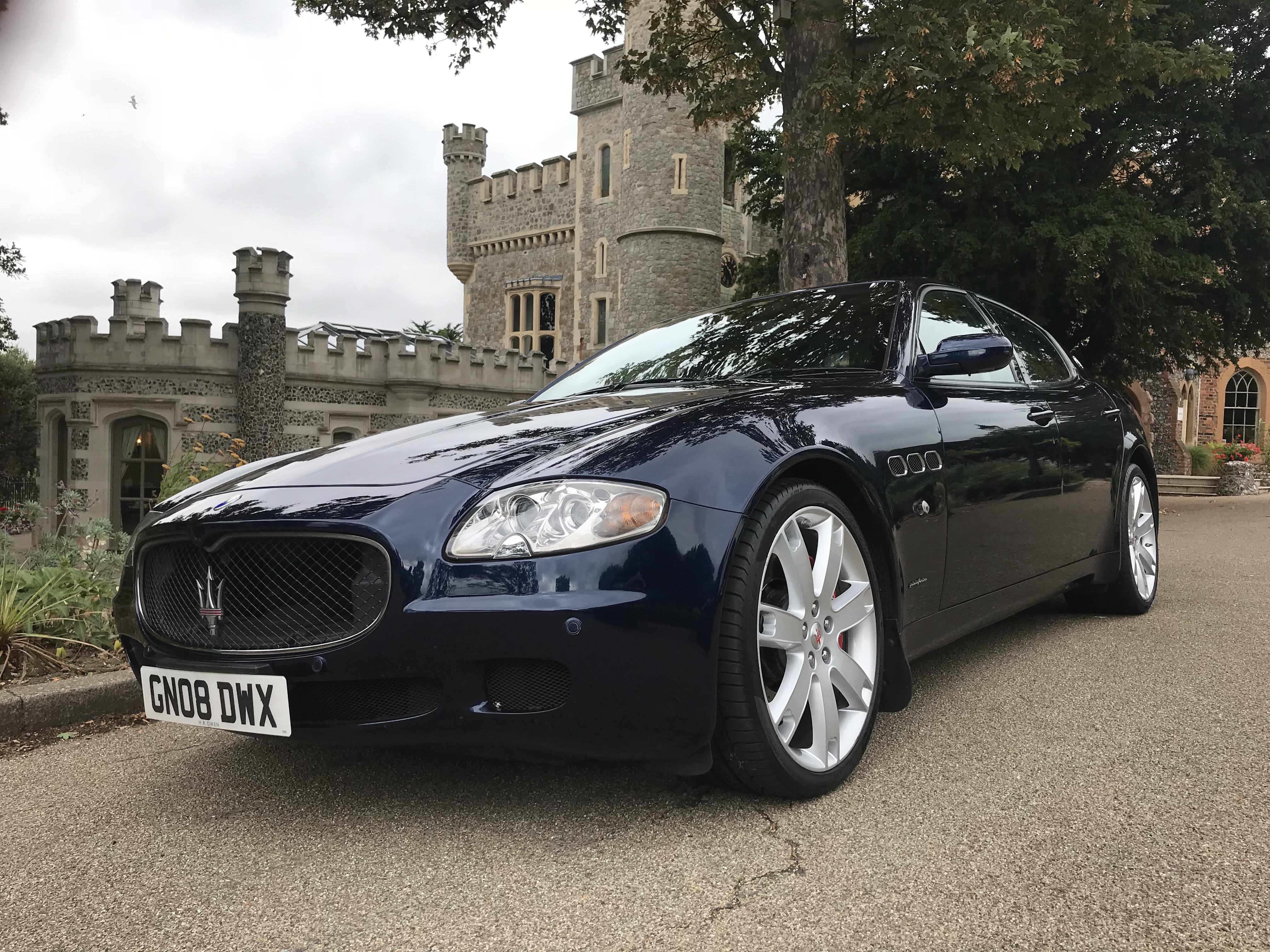 Maserati Quattroporte 001
