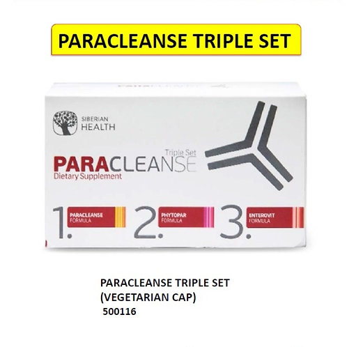 ParaCleanse Triple Set
