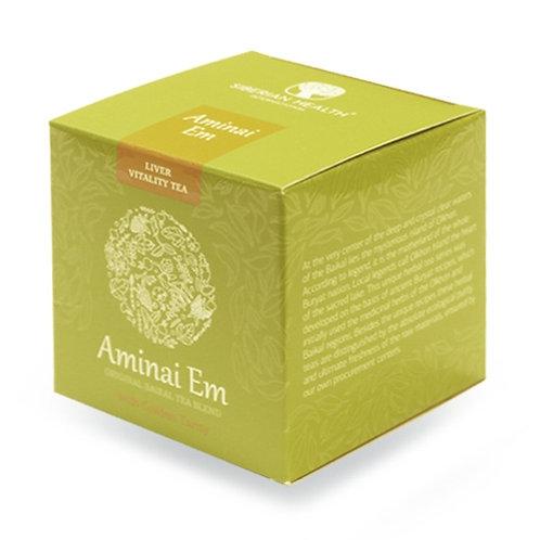 "HERBAL TEA: LIVER VITALITY ""AMINAY EM"" (30 BAG)"