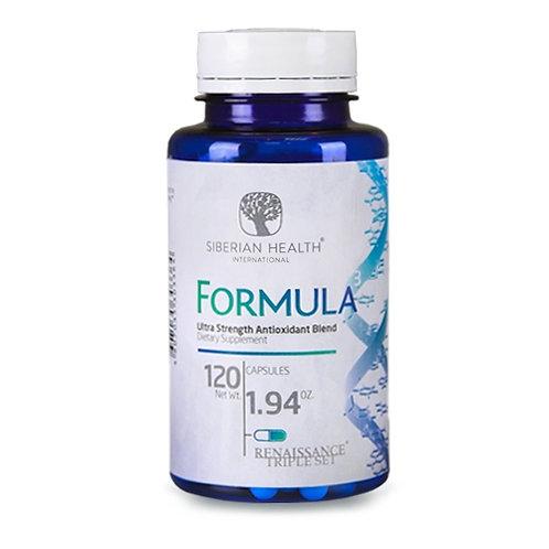 NATURAL ANTIOXIDANT FORMULA 3 (120CAP) (VEGETARIAN CAP)