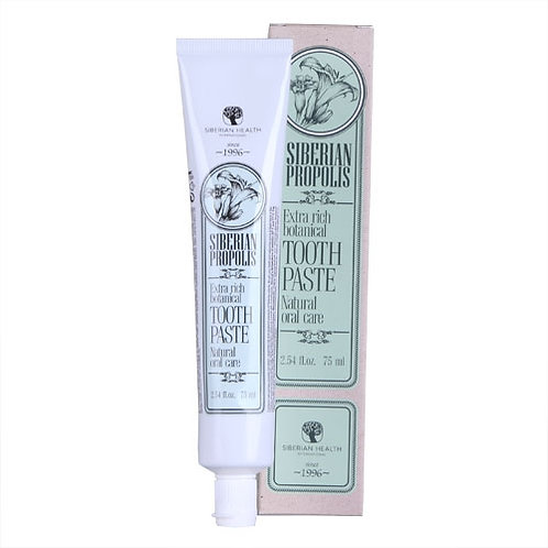 Natural Toothpaste Oral Care With Propolis (75ml)