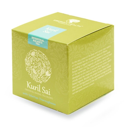 "HERBAL TEA: INTESTINAL BALANCE ""KURIL SAY"" (30 BAG)"
