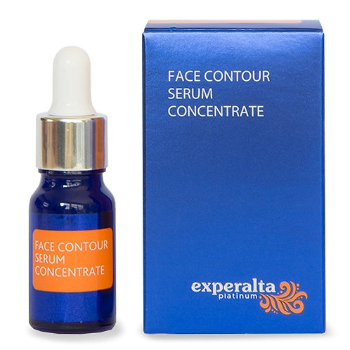 Experalta Platinum - Face Contour Serum Concentrate (10ML)