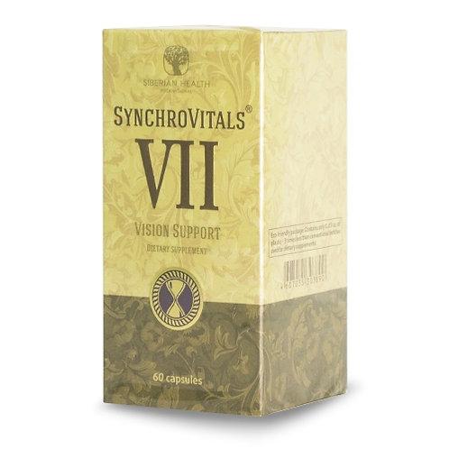 SYNCHROVITALS VII - VISION ASSISTANCE SUPPORT (60CAP) (VEGETARIAN CAP)