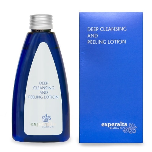 Experalta Platinum - Deep Cleansing & Peeling Lotion (150ML)