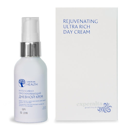 Experalta Platinum - Rejuvenating Ultra Rich Day Cream (50ml)