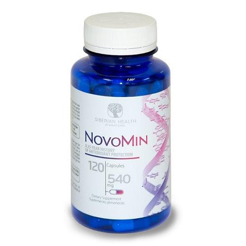 NOVOMIN - ANTIOXIDANT PROTECTION (120CAP) (GELATIN CAP)