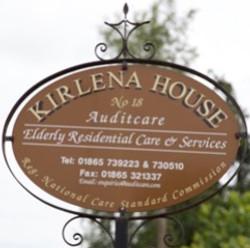 Kirlena House Care home