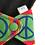 "Thumbnail: 9"" Jersey,  light cloth pad. Love & Peace"