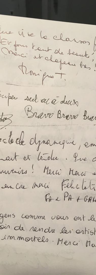 180923 - Livre d'Or 2 - Brel Brassens Fe
