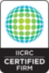 IICRC Certified Firm Badge