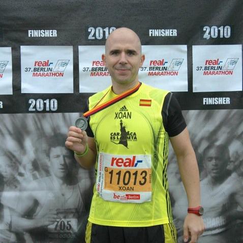 Maraton de Berlín 2010