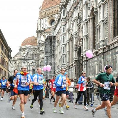 Maraton de Florencia 2009