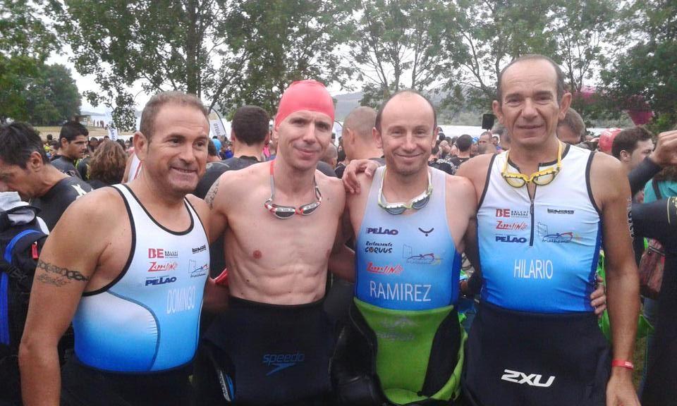 Triatlón Vitoria 2015 (dist.IRONMAN)