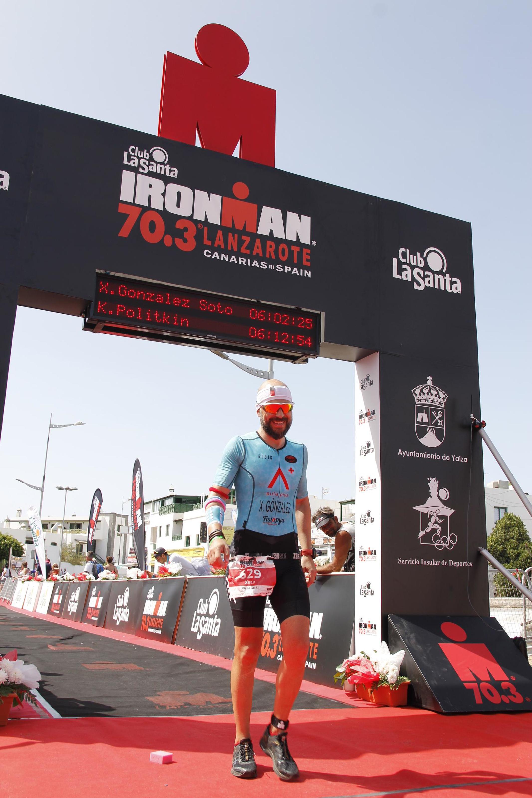 70.3 Ironman Lanzarote 2019