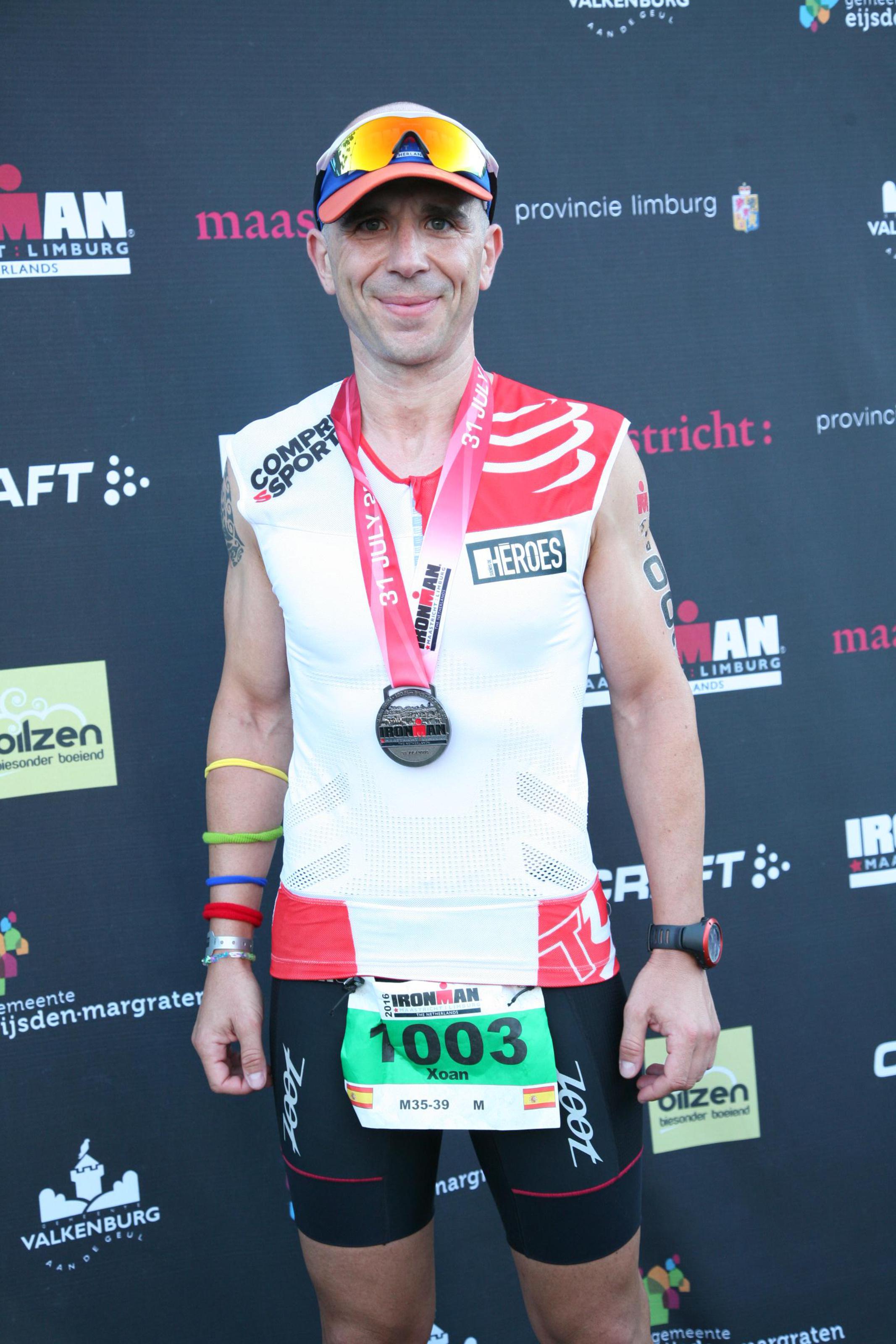 Ironman Maastrich (Holanda) 2016