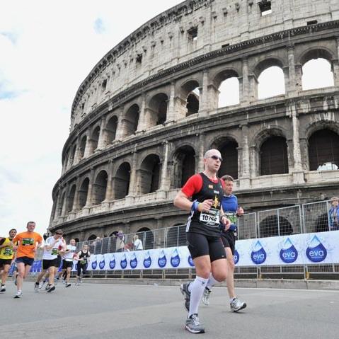Maraton de Roma 2011