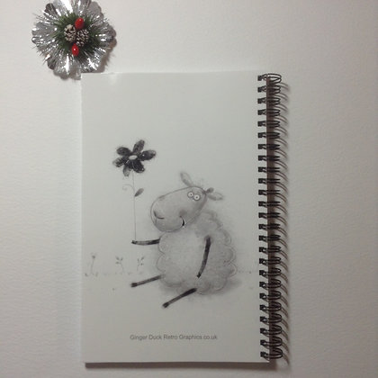 NOTEBOOK CHRISTMAS PLANNER
