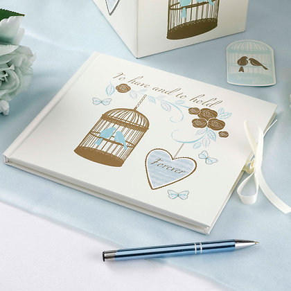 GUEST BOOK - TO HAVE AND TO HOLD