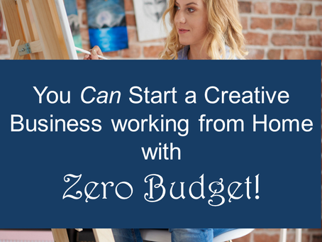 Can you start a business with no money?
