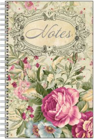 Vintage Style Journal - Notes