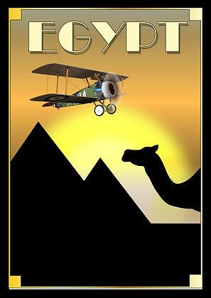 Bi-Plane Poster