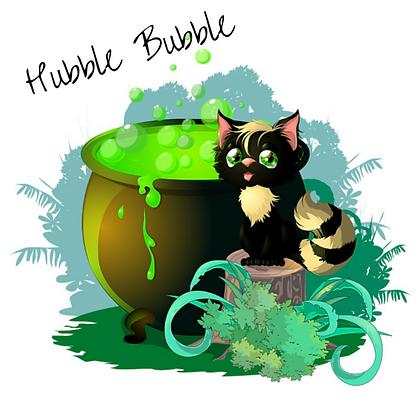 Hubble Bubble Set of 6 Cards
