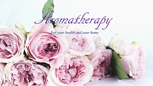 Aromatherapy for your health and your ho