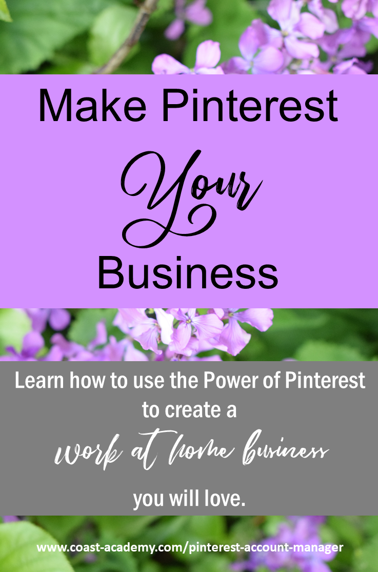 Make Pinterest Your Business