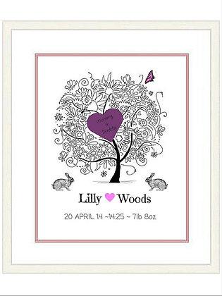 LOVE TREE NEWBORN LILY DIRECT DOWNLOAD