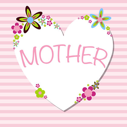 Heart Design Mother Card