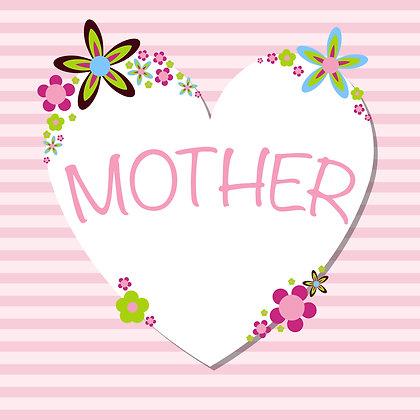 Heart Design Mother Card