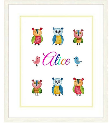 WISE OWLS ALICE