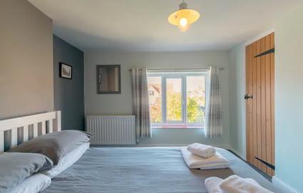 Main Bedroom from doorway