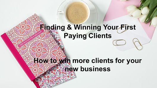 Finding and Winning Clients