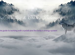 Crystal Healing and Chakra Balancing_Fro