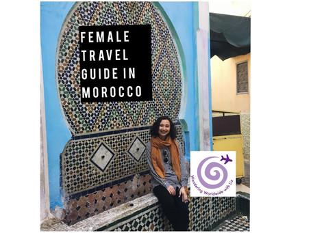 Female Travel Guide in Morocco