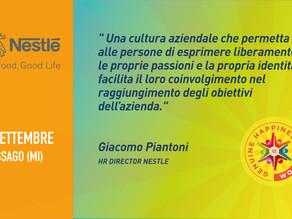 Nestle - Giacomo Piantoni - Happiness is Coming