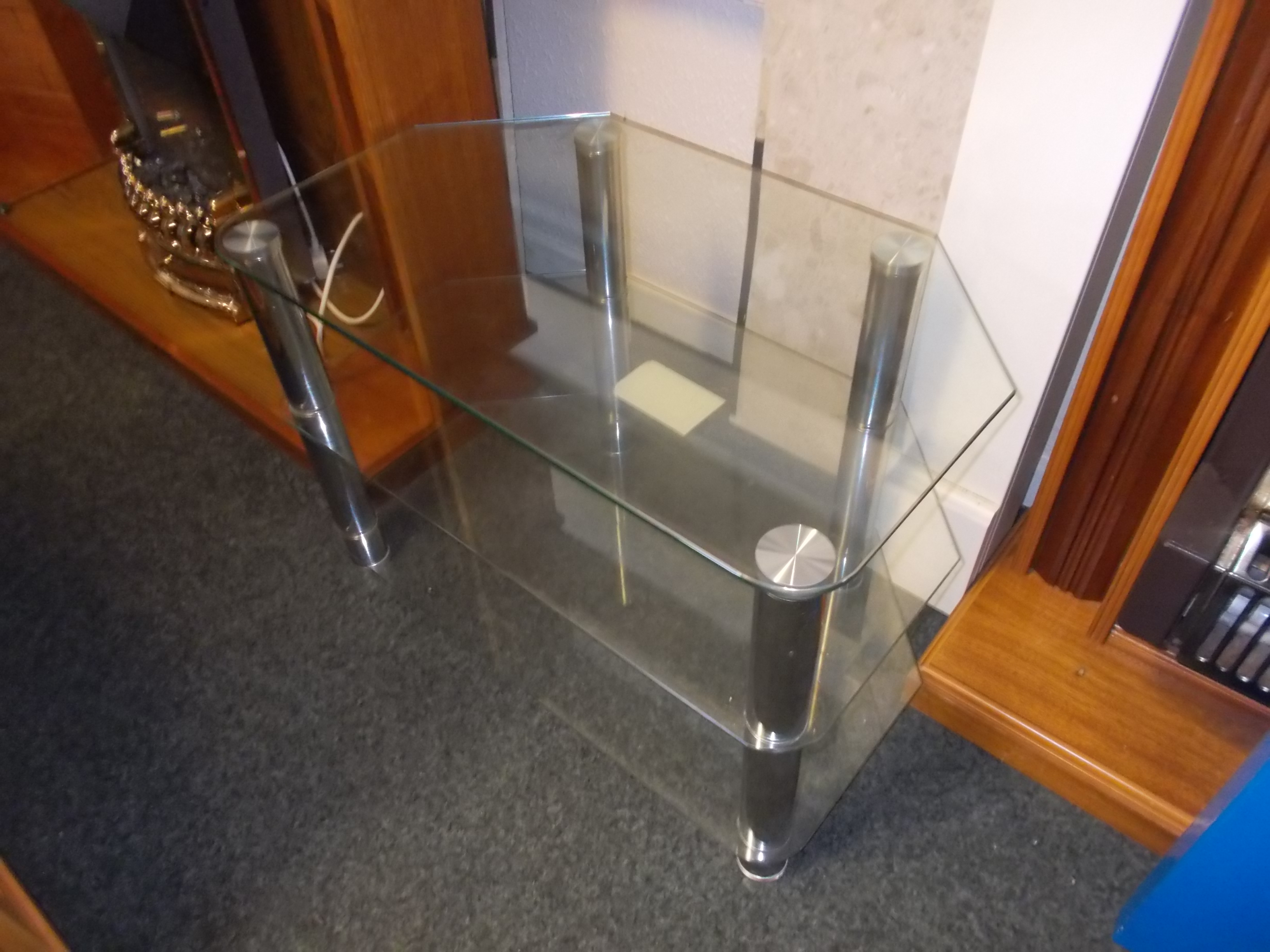 SMALL TV STAND £