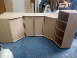OFFICE UNITS EACH SECTION IS £25