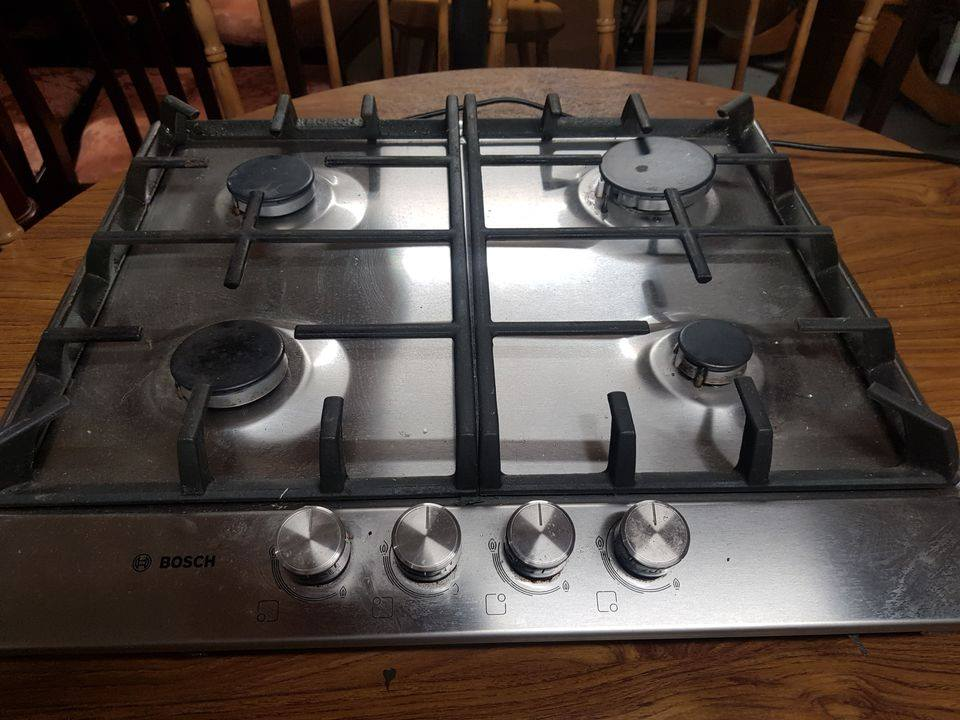 GAS HOB TOP £30