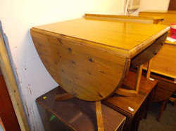 SOLID PINE TABLE £45
