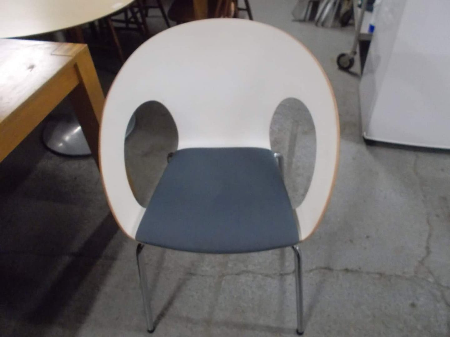 HALF MOON CHAIRS £10 EACH