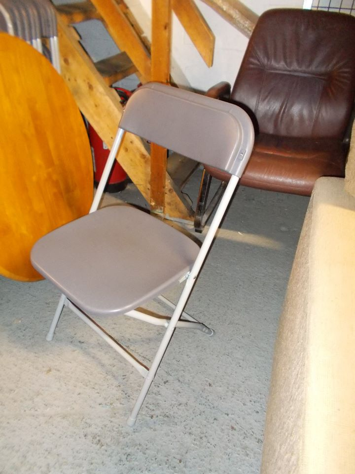 FOLD UP CHAIRS £12.50