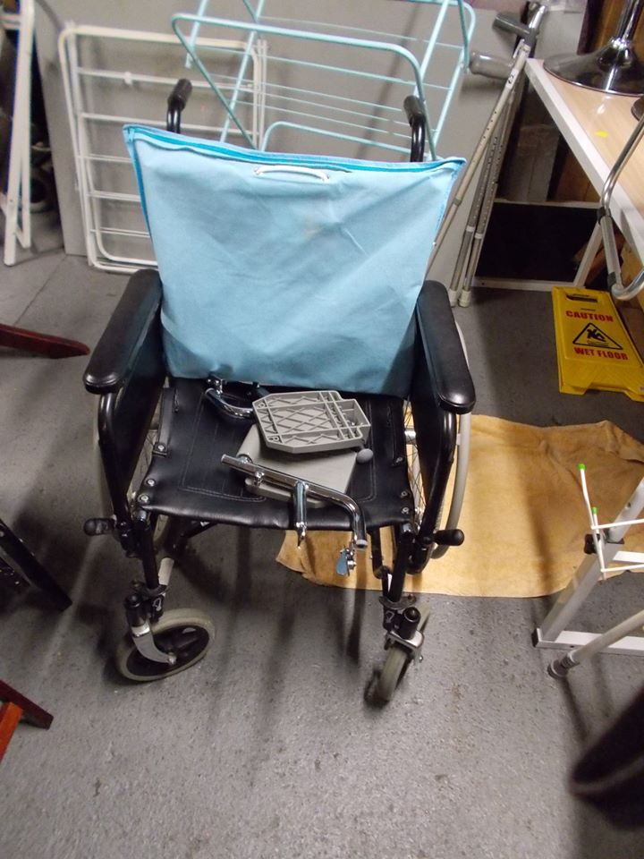 WHEELCHAIR £45