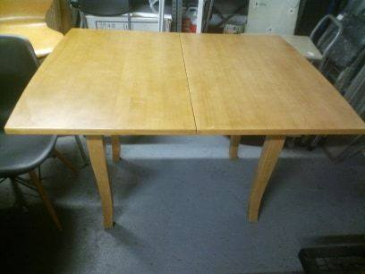 FOLD AND TWIST OPEN TABLE £55