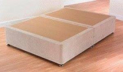 DOUBLE DIVAN BASES FROM £45