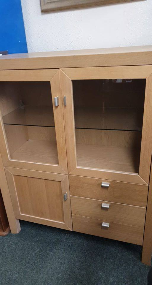 OAK SIDE UNIT £55