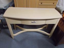 BEECH DRESSING TABLE £55