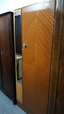 SINGLE DOOR WARDROBE £55